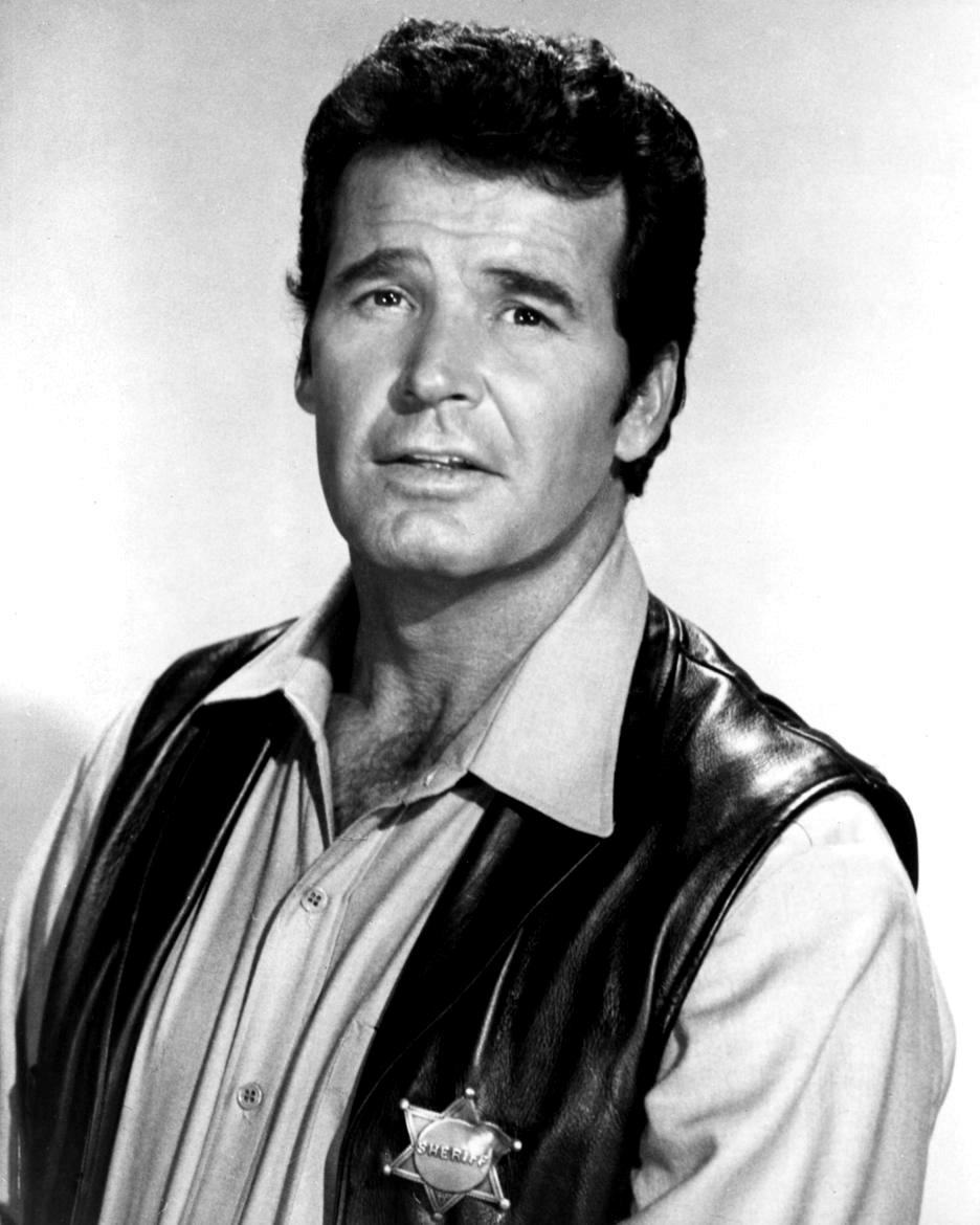 "JAMES GARNER IN ""SUPPORT YOUR LOCAL SHERIFF!"" - 8X10 PUBLICITY PHOTO (DA-123)"