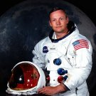 NEIL ARMSTRONG APOLLO 11 ASTRONAUT FIRST WALK ON MOON - 8X10 NASA PHOTO (EP-509)