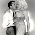 MAMIE VAN DOREN STEVE COCHRAN THE BEAT GENERATION 8X10 PUBLICITY PHOTO (ZY-207)