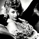 LUCILLE BALL TELEVISION AND FILM ACTRESS - 8X10 RARE PUBLICITY PHOTO (DD-105)