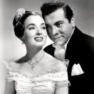 MARIO LANZA AND ANN BLYTH IN 'THE GREAT CARUSO' - 8X10 PUBLICITY PHOTO (EE-006)