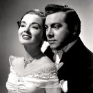 MARIO LANZA AND ANN BLYTH IN 'THE GREAT CARUSO' - 8X10 PUBLICITY PHOTO (EE-007)