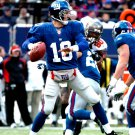 ELI MANNING NEW YORK GIANTS QUARTERBACK NFL PLAYER - 8X10 SPORTS PHOTO (DD-132)