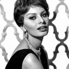 SOPHIA LOREN ACADEMY AWARD WINNING ACTRESS - 8X10 PUBLICITY PHOTO (BB-657)