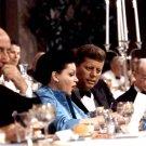 JUDY GARLAND w/ JOHN F. KENNEDY @ 1960 DEMOCRATIC CONVENTION 8X10 PHOTO (NN-134)