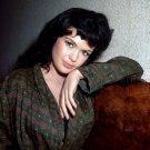 JAYNE MANSFIELD AS A BRUNETTE ACTRESS SEX-SYMBOL - 8X10 PUBLICITY PHOTO (OP-016)
