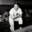 MICKEY MANTLE AS A ROOKIE IN 1951 NEW YORK YANKEES - 8X10 PHOTO (OP-023)