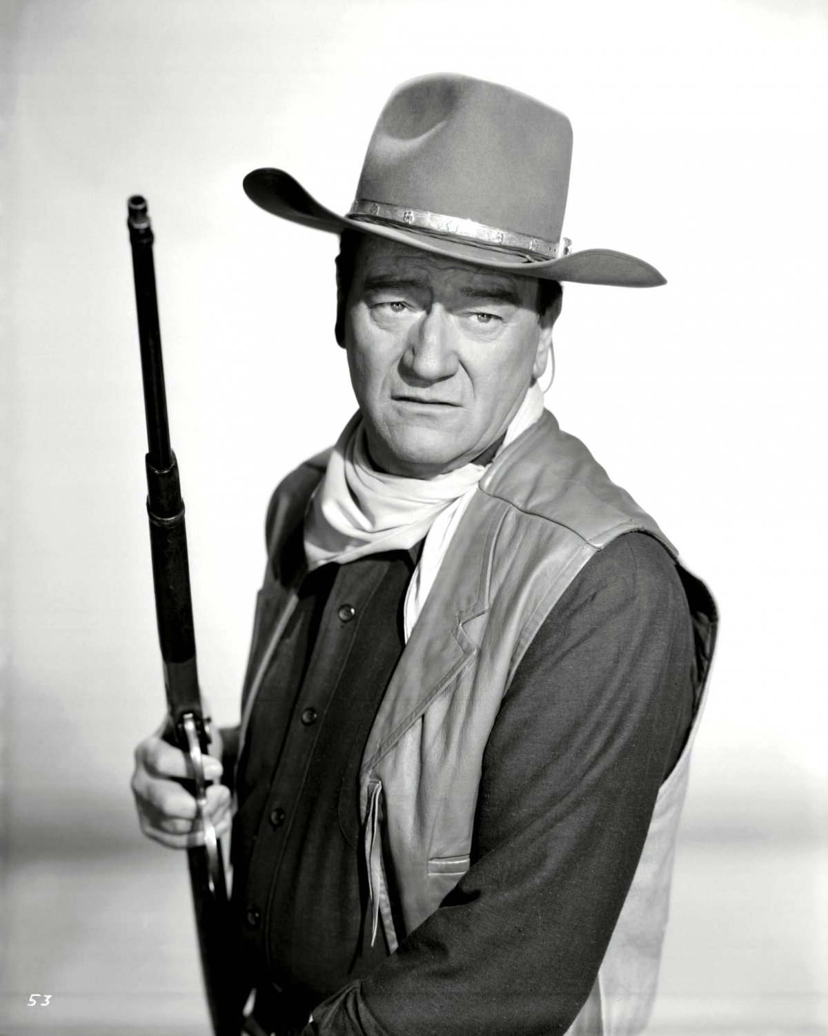 JOHN WAYNE LEGENDARY FILM STAR - 8X10 PHOTO (ZZ-630)