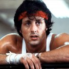 """SYLVESTER STALLONE AS """"ROCKY BALBOA"""" IN THE FILM """" 8X10 PUBLICITY PHOTO (EE-129)"""