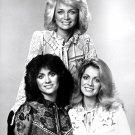 BARBARA, LOUISE & IRLENE MANDRELL NBC VARIETY SHOW 8X10 PUBLICITY PHOTO (OP-041)