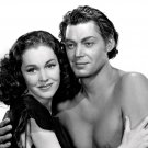 "JOHNNY WEISSMULLER & MAUREEN O'SULLIVAN ""TARZAN FINDS A SON"" 8X10 PHOTO (AB-157)"