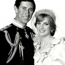 PRINCE CHARLES & PRINCESS DIANA OF WALES - 8X10 ROYAL PHOTO (DA-560)