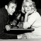 BOBBY DARIN WITH SANDRA DEE CIRCA 1966 - 8X10 PUBLICITY PHOTO (AA-084)