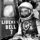 ASTRONAUT GUS GRISSOM PREPARES TO ENTER LIBERTY BELL 7 8X10 NASA PHOTO (EP-012)