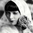 LOUISE BROOKS LEGENDARY EARLY FILM ACTRESS - 8X10 PUBLICITY PHOTO (ZY-262)