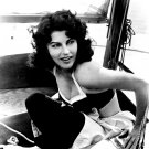 "AVA GARDNER IN THE FILM ""ON THE BEACH"" - 8X10 PUBLICITY PHOTO (ZZ-001)"