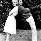 PAUL NEWMAN AND JOANNE WOODWARD - 8X10 PUBLICITY PHOTO (ZZ-003)