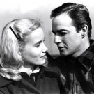 "MARLON BRANDO AND EVA MARIE SAINT IN ""ON THE WATERFRONT"" - 8X10 PHOTO (ZZ-007)"