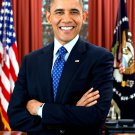 PRESIDENT BARACK OBAMA 44TH PRESIDENT OF THE UNITED STATES - 8X10 PHOTO (AA-770)