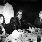 ELVIS PRESLEY AND PRISCILLA PRESLEY AT RECEPTION IN 1970 - 8X10 PHOTO (EP-026)