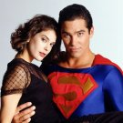 "DEAN CAIN & TERI HATCHER ""LOIS & CLARK: NEW ADV OF SUPERMAN"" 8X10 PHOTO (DD-167)"