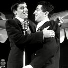 DEAN MARTIN & JERRY LEWIS LEGENDARY COMEDY TEAM - 8X10 PUBLICITY PHOTO (ZZ-016)