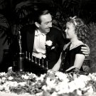SHIRLEY TEMPLE PRESENTS HONORARY ACADEMY AWARD TO WALT DISNEY FOR SNOW WHITE - 8X10 PHOTO (DA-048)