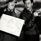 "BOB CRANE AND JOHN BANNER IN ""HOGAN'S HEROES"" - 8X10 PUBLICITY PHOTO (DA-329)"