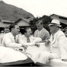 PRESIDENT FRANKLIN D. ROOSEVELT ON VISIT TO PANAMA IN 1934 - 8X10 PHOTO (AB-172)