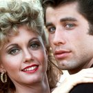 "JOHN TRAVOLTA AND OLIVIA NEWTON-JOHN IN THE FILM ""GREASE"" - 8X10 PHOTO (CC-154)"
