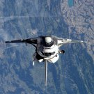 SPACE SHUTTLE ATLANTIS (STS-117) VIEWED FROM SPACE STATION - 8X10 PHOTO (BB-129)