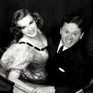 "MICKEY ROONEY & JUDY GARLAND ""STRIKE UP THE BAND"" 8X10 PUBLICITY PHOTO (DA-099)"