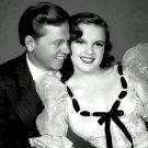 "MICKEY ROONEY & JUDY GARLAND ""STRIKE UP THE BAND"" 8X10 PUBLICITY PHOTO (DA-100)"