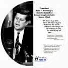 JOHN F. KENNEDY SPEECHES ON NASA AMERICA'S SPACE EFFORT 3 SPEECHES ON 1 AUDIO CD