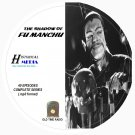 THE SHADOW OF FU MANCHU - 40 Shows Old Time Radio In MP3 Format OTR On 1 CD