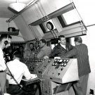 DR. WERNHER VON BRAUN IN BLOCKHOUSE FOR EXPLORER III - NASA 8X10 PHOTO (EP-057)