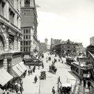 HERALD SQUARE IN NEW YORK CITY CIRCA 1904 - 8X10 PHOTO (NN-175)
