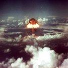 OPERATION IVY KING FISSION BOMB TEST SHOT MARSHALL ISLANDS - 8X10 PHOTO (AZ052)