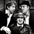 "GENE WILDER AND ZERO MOSTEL IN ""THE PRODUCERS"" 8X10 PUBLICITY PHOTO (ZY-296)"