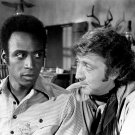 "GENE WILDER & CLEAVON LITTLE IN ""BLAZING SADDLES""  8X10 PUBLICITY PHOTO (ZY-299)"