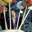 "GENE WILDER ""WILLY WONKA & THE CHOCOLATE FACTORY"" 8X10 PUBLICITY PHOTO (ZY-301)"