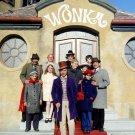 "GENE WILDER ""WILLY WONKA & THE CHOCOLATE FACTORY"" 8X10 PUBLICITY PHOTO (ZY-304)"