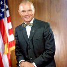JOHN GLENN MERCURY ASTRONAUT - 8X10 NASA PHOTO (BB-553)
