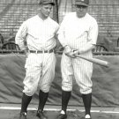 BASEBALL LEGENDS LOU GEHRIG AND BABE RUTH - 8X10 PHOTO (EP-400)