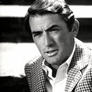 GREGORY PECK LEGENDARY ACTOR - 8X10 PUBLICITY PHOTO (AZ066)