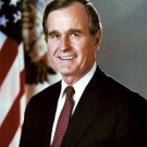 GEORGE H. W. BUSH AS VICE-PRESIDENT OF THE UNITED STATES - 8X10 PHOTO (AZ143)