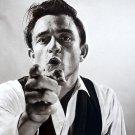 JOHNNY CASH LEGENDARY COUNTRY MUSIC & ROCKABILLY ARTIST - 8X10 PHOTO (AZ-093)