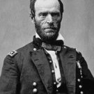 CIVIL WAR GENERAL WILLIAM TECUMSEH SHERMAN - 8X10 PHOTO (DA-204)