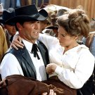 "JAMES GARNER & JOAN HACKETT IN ""SUPPORT YOUR LOCAL SHERIFF"" 8X10 PHOTO (BB-686)"