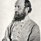 """STONEWALL"" JACKSON CIVIL WAR CONFEDERATE GENERAL - 8X10 PHOTO (AZ154)"